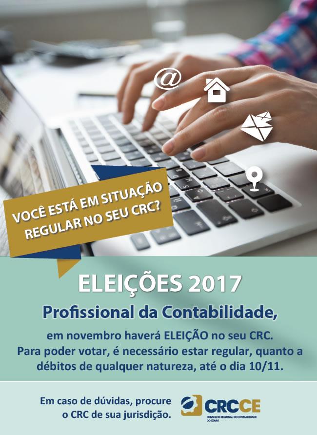 FLYER Eleicoes 2017 Regularizacao Debitos