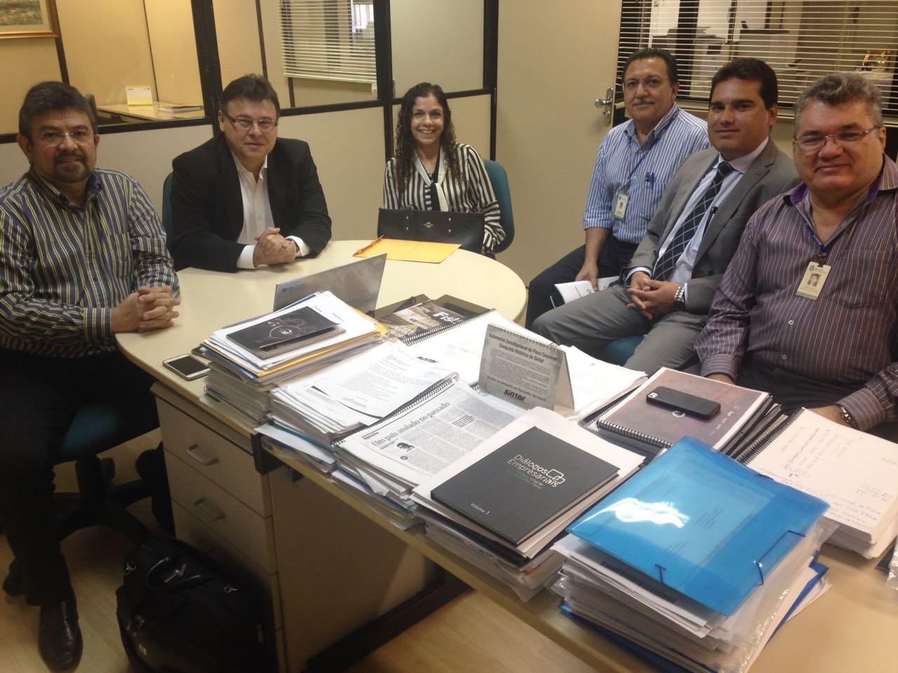 CRC/CE dialoga com a SEFAZ