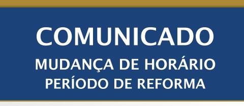 Mudanca Horario Reforma banner