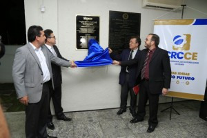 Inauguração da reforma da sede do CRC/CE.