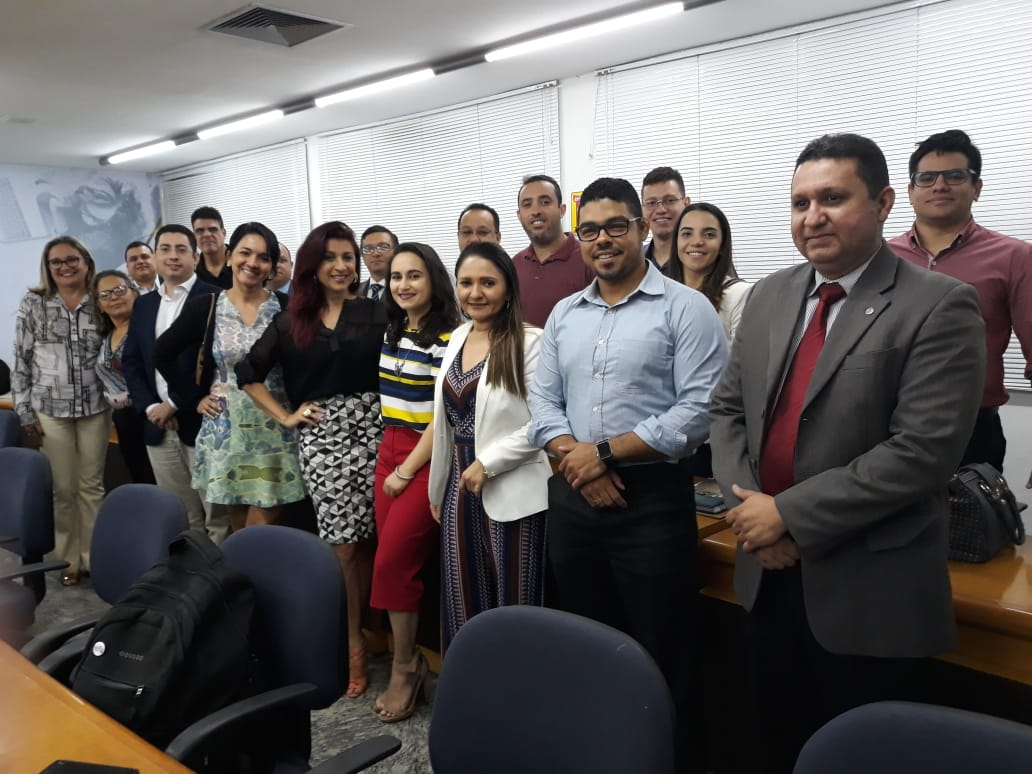 CRC/CE realiza capacitação para instrutores e palestrantes