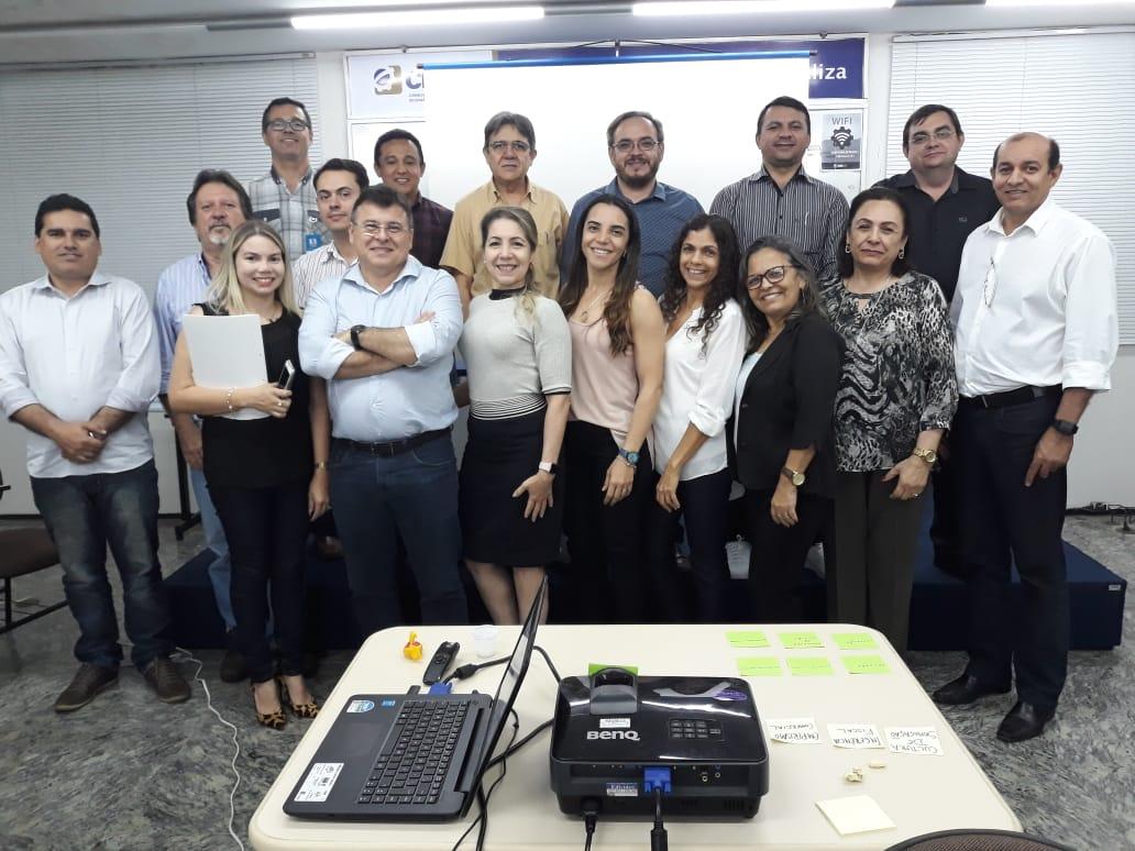 CRCCE inicia reuniões do Masterplan com entidades de classe e segmentos profissionais