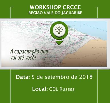 Workshop – Região vale do Jaguaribe – 05/09/2018