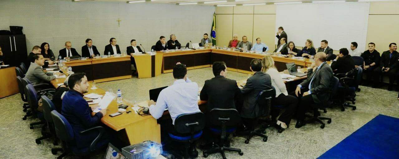 Entrega de carteiras profissionais abre a Sessão Plenária de julho e agosto