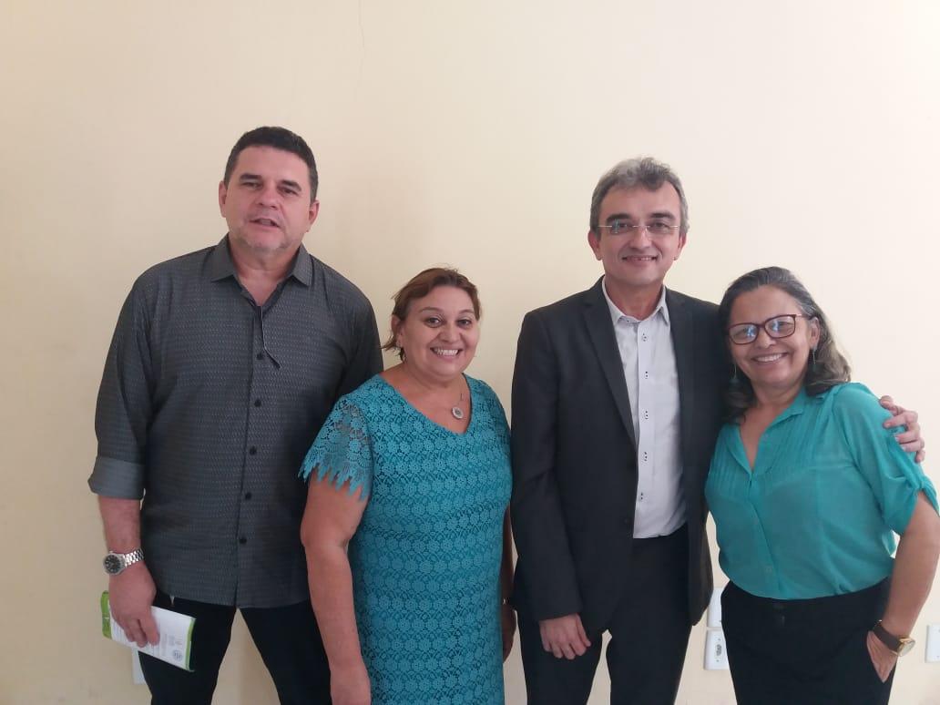 Comissão de Voluntariado do CRC/CE promove palestra em comemoração ao Estatuto do Idoso
