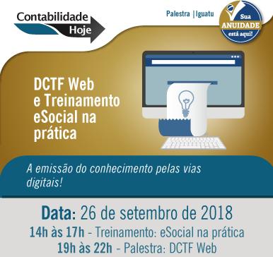 Palestra – DCTF WEB – Iguatu – 26/09/2018