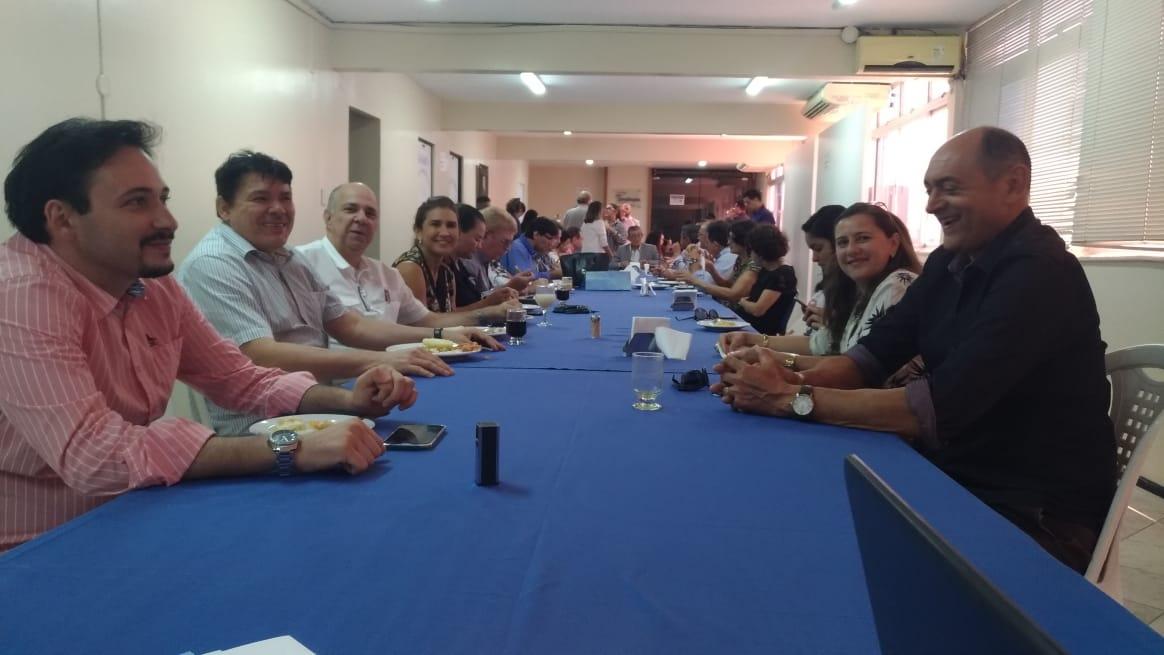 Classe contábil recebe homenagem do Sindilojas de Fortaleza