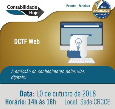 Palestra: DCTF Web – Fortaleza – 10/10/2018