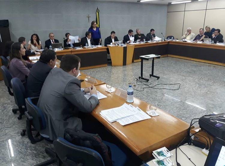 CRC/CE realiza sessão plenária nesta segunda-feira