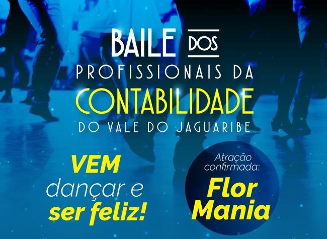 CRC/CE promove Baile dos Profissionais da Contabilidade do Vale do Jaguaribe