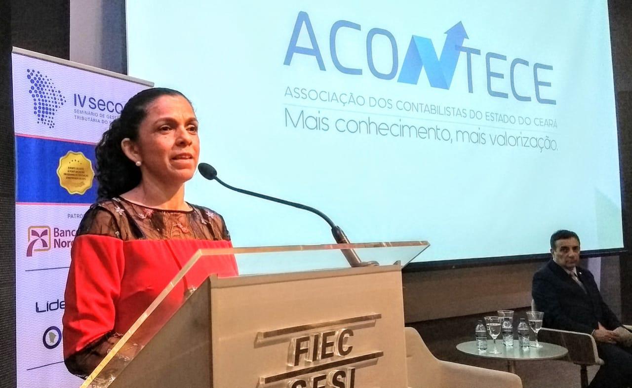 CRCCE participa do IV SECONTRI realizado na FIEC