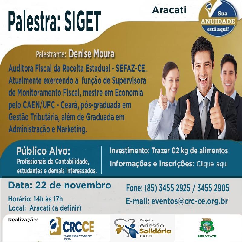 CRCCE promove cursos e palestras na capital e interior
