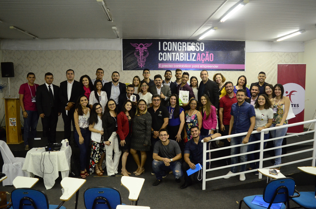 I Congresso CONTABILIZAÇÃO mobiliza profissionais e estudantes de contabilidade do interior