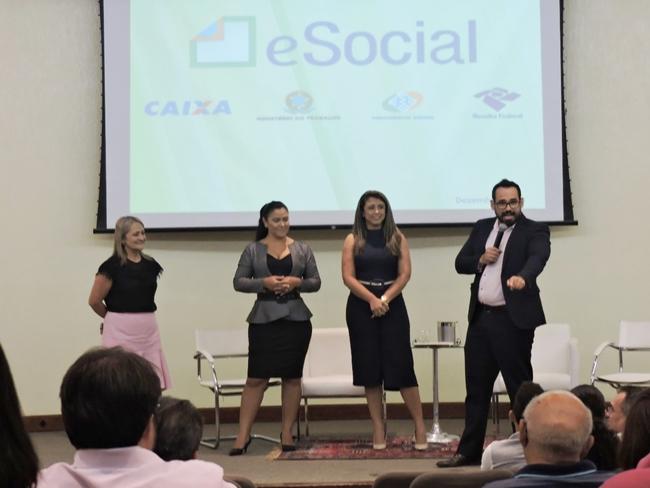 CRC/CE realiza debate sobre as atualizações do eSocial em Fortaleza