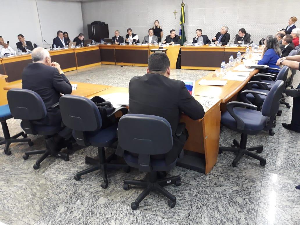 CRCCE realiza última Sessão Plenária de 2018