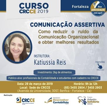 Comunicação Assertiva – Como reduzir o ruído da comunicação organizacional e obter os melhores resultados – 29/03/2019