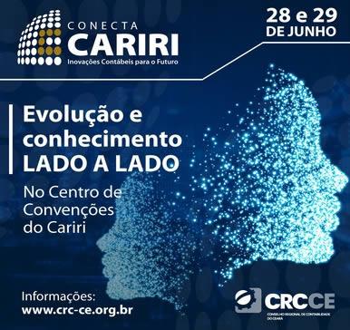 Conecta Cariri – Inovações Contábeis para o Futuro (Crato – 28 a 29/06/2019) – Programação