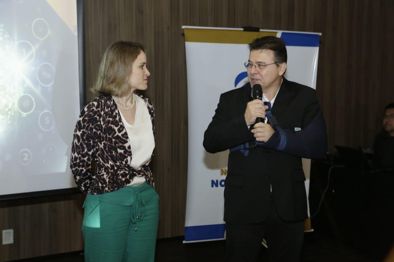 Nova secretária da SEFAZ participa da Semana do Profissional da Contabilidade