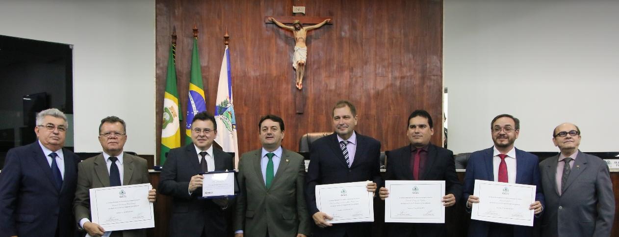 Dia do Contabilista é comemorado na Câmara Municipal de Fortaleza