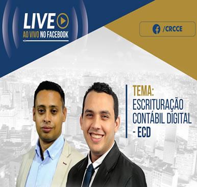 Live – Escrituração Contábil Digital – ECD