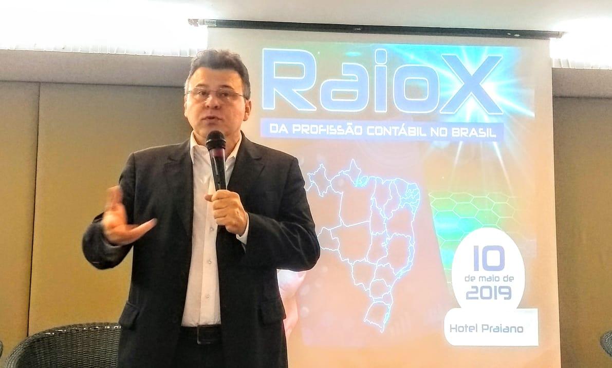 Evento Raio-X da Profissão Contábil debate o futuro da atividade