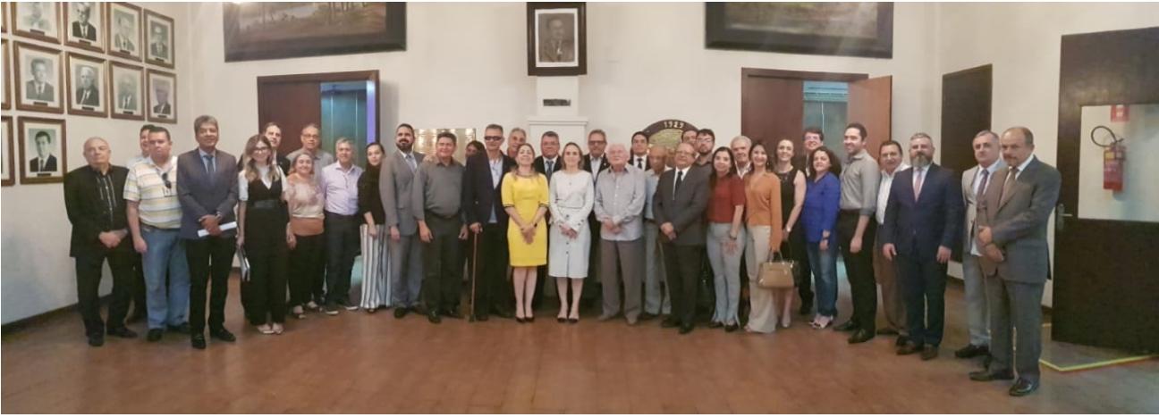 Conselheiros são empossados no Condecon para gestão 2019-2021