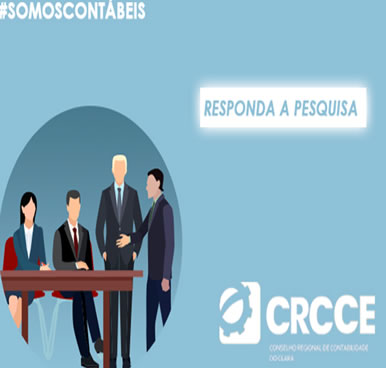 Pesquisa de Satisfação do Profissional da Contabilidade em Relação ao CRCCE – 1ºsem/2019