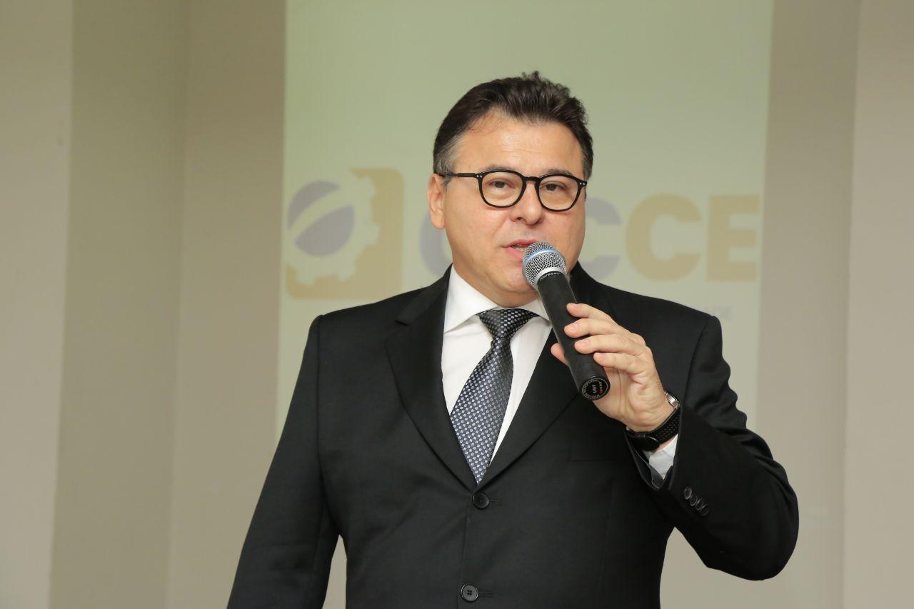 Presidente do CRCCE, Robinson de Castro, participará de evento na UNINASSAU