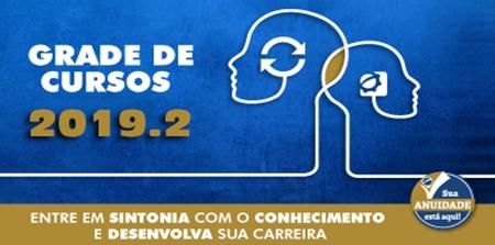 Confira a programação de cursos e palestras do CRCCE para o segundo semestre de 2019