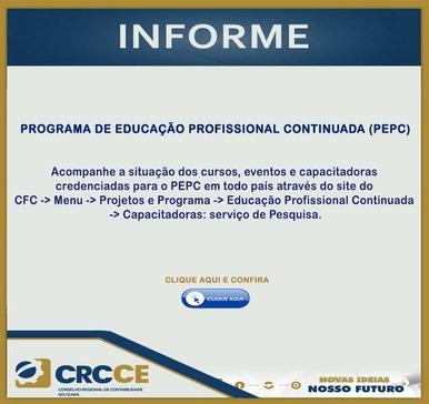 Programa de Educação Profissional Continuada (PEPC)