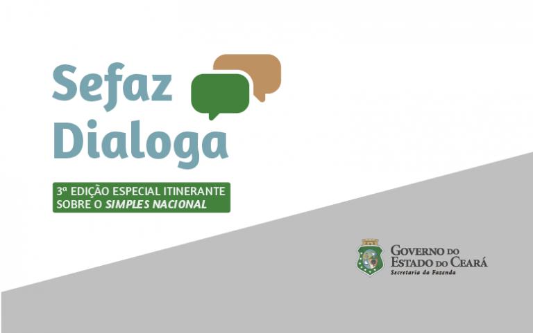 Sefaz Dialoga chega à 3ª edição com o tema Simples Nacional