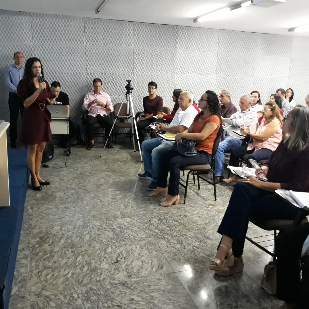 Projeto Sexta com Desenvolvimento oferece debate simultâneo para sede e interior do Estado