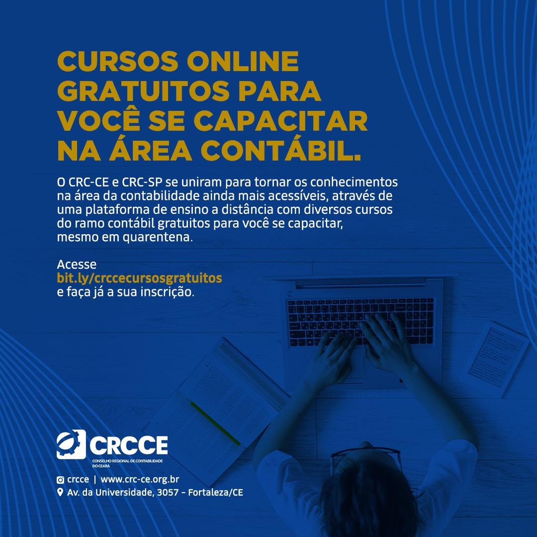 Cursos online para você se capacitar na área contábil