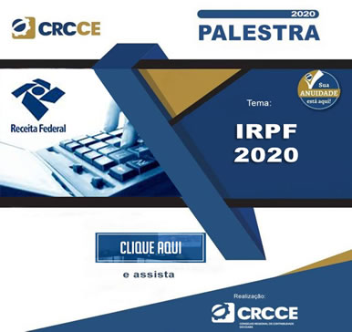 Assista a palestra IRPF 2020 – Parte 02