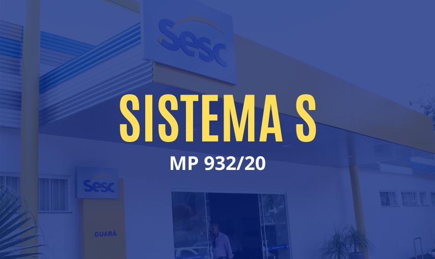 MP reduz alíquotas de contribuição ao Sistema S