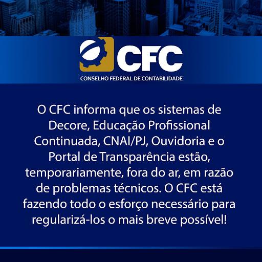 Comunicado CFC