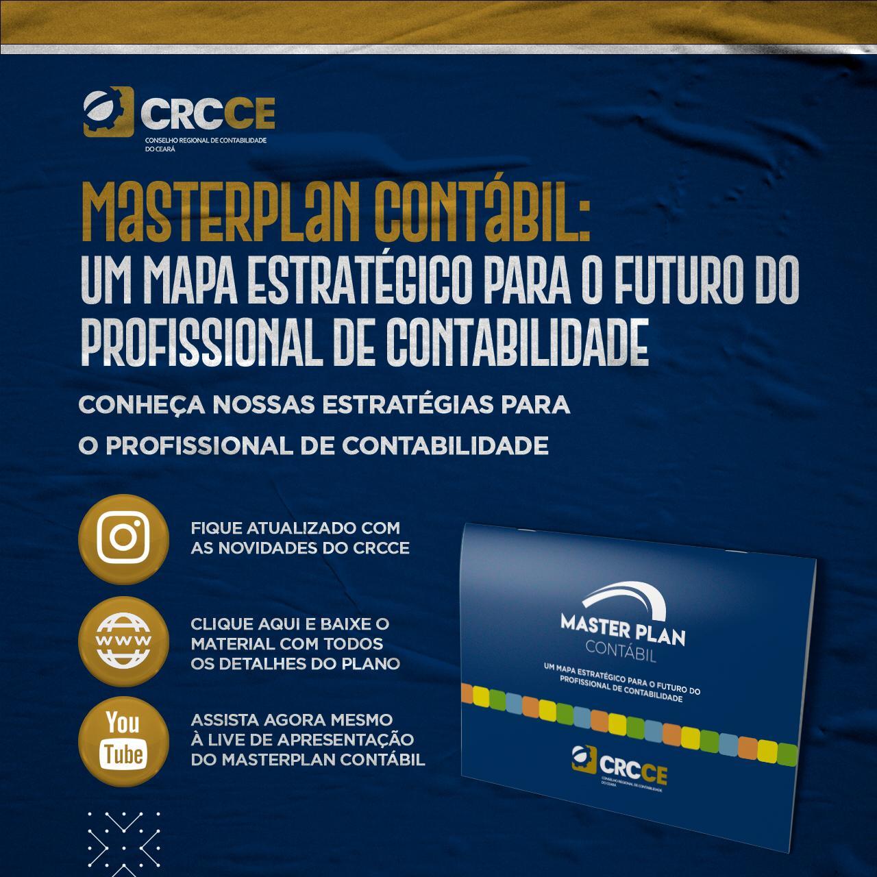 Masterplan Contábil – Um mapa estratégico para o Futuro do Profissional da Contabilidade