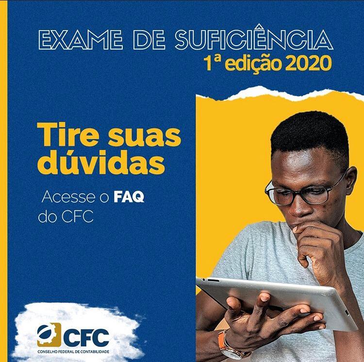 CFC lança FAQ sobre o Exame de Suficiência