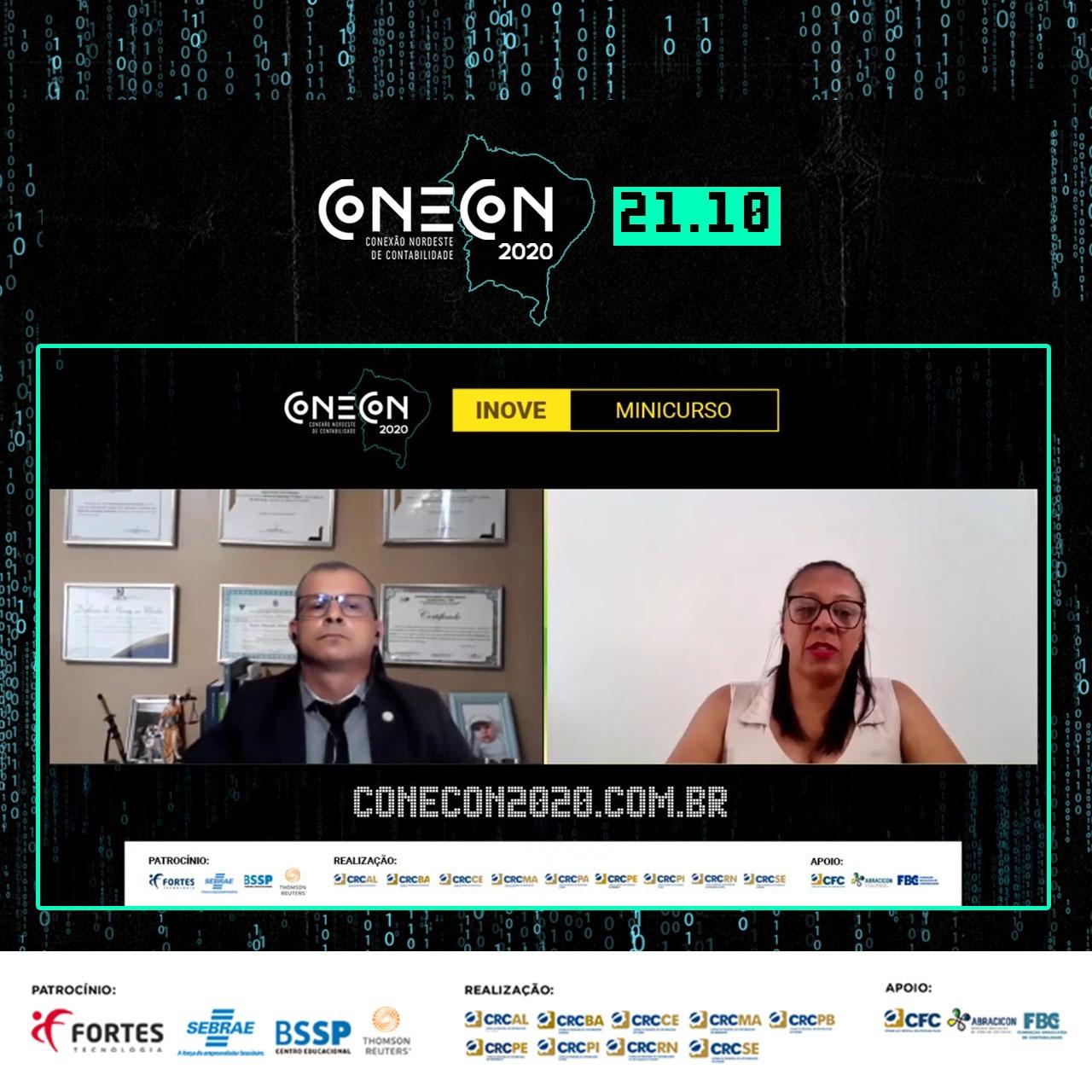 """Trilha Inove: Minicurso """"Impactos das Verbas e suas incidências no setor pessoal"""" abre a programação da Conecon"""