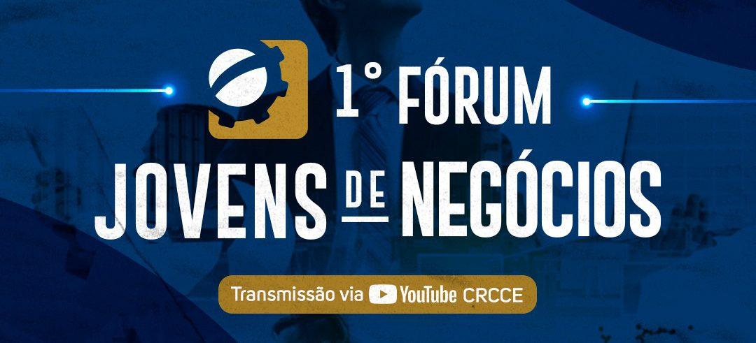 1º Fórum Jovens de Negócios debate inovação digital e empreendedorismo