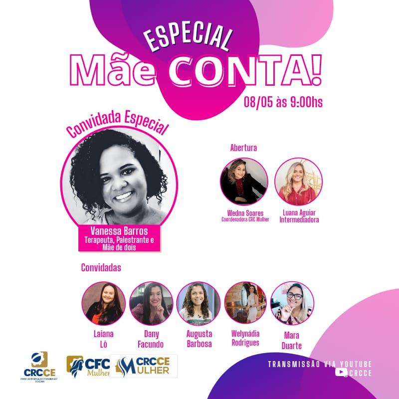 CRCCE realiza evento especial em comemoração ao Dia das Mães